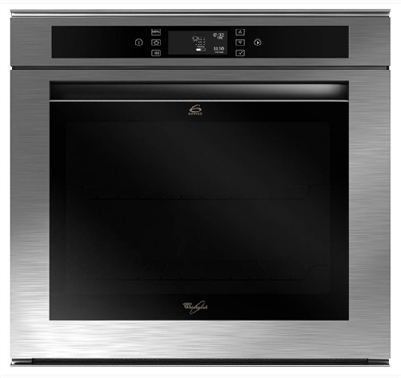 Horno Whirlpool Empotrable Eléctrico 67 Lts. AKZM656IX