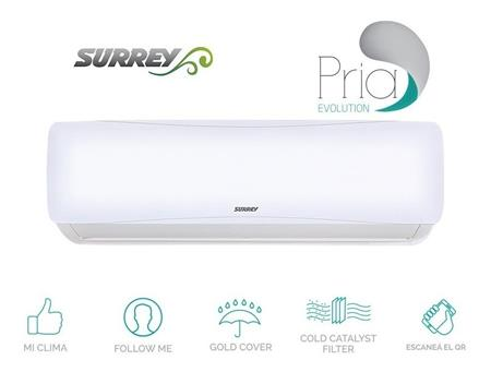 Aire Acondicionado Surrey Split Pria Evolution 4500 F/c